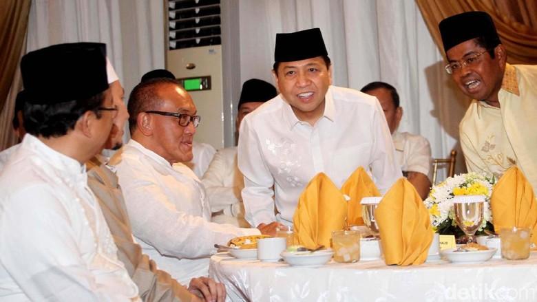 Ada Usul Wanbin Golkar Dilibatkan Minta Novanto Legawa Mundur