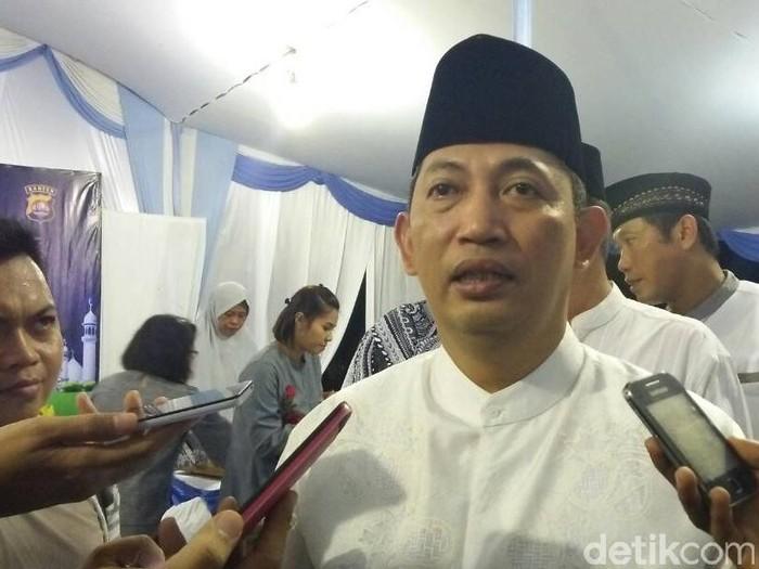 Kapolda Banten Brigjen Listyo Sigit Prabowo.