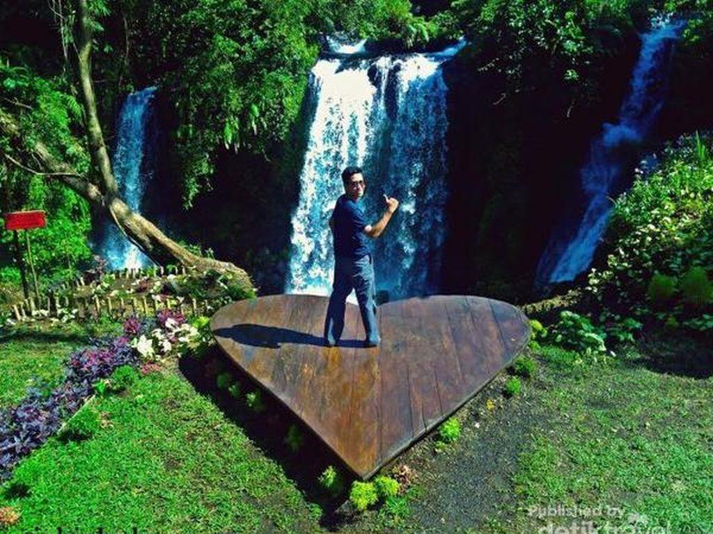 Curug Jenggala, Si Cantik Instagramable dari Purwokerto