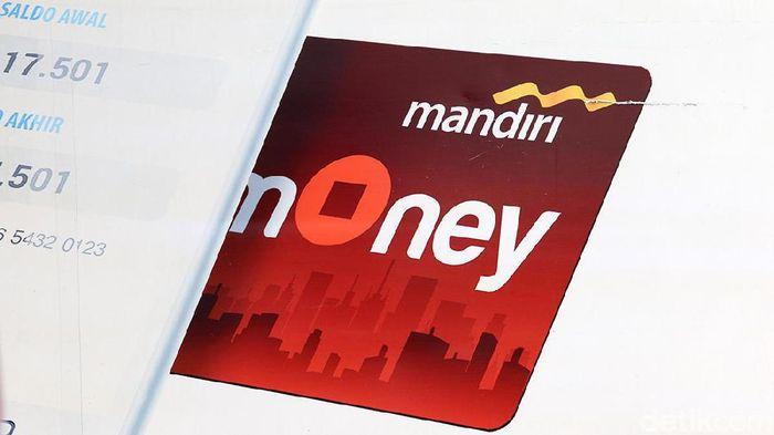 e-money bank mandiri