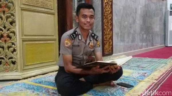 Kisah Para Hafiz Al-Quran yang Kini Jadi Polisi di Sumsel