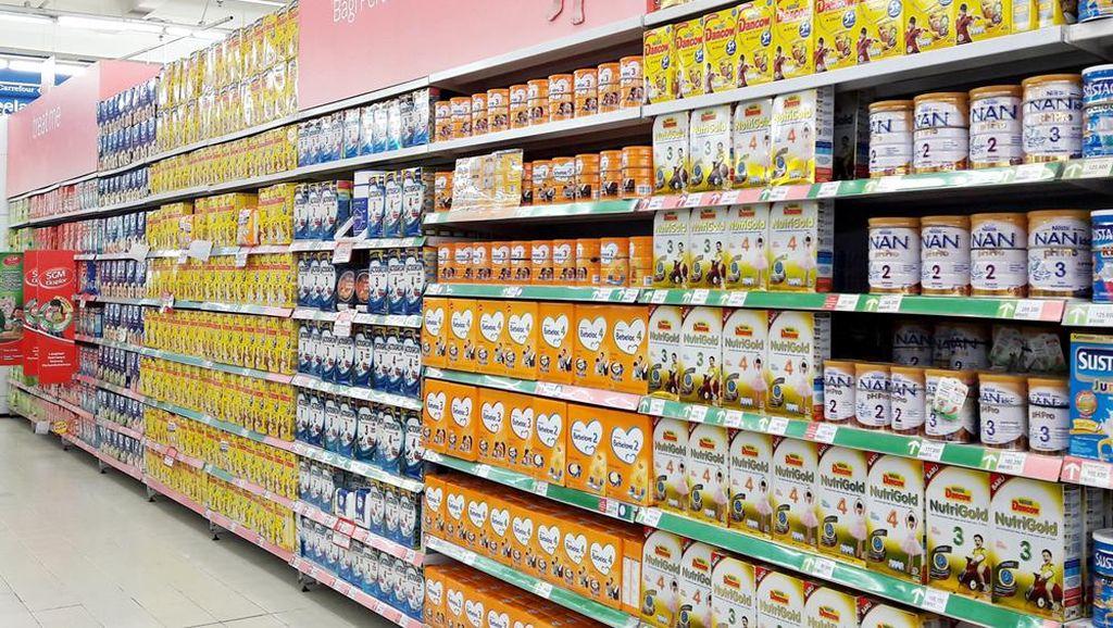 Beragam Promo Kebutuhan Bayi dan Anak di Transmart dan Carrefour