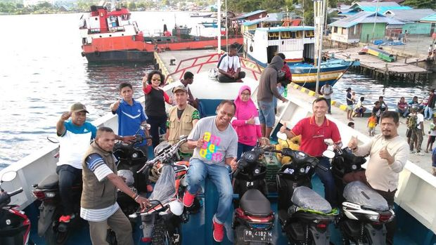 Gowes Pesona Nusantara Siap Digelar di Wondama Akhir Pekan Ini