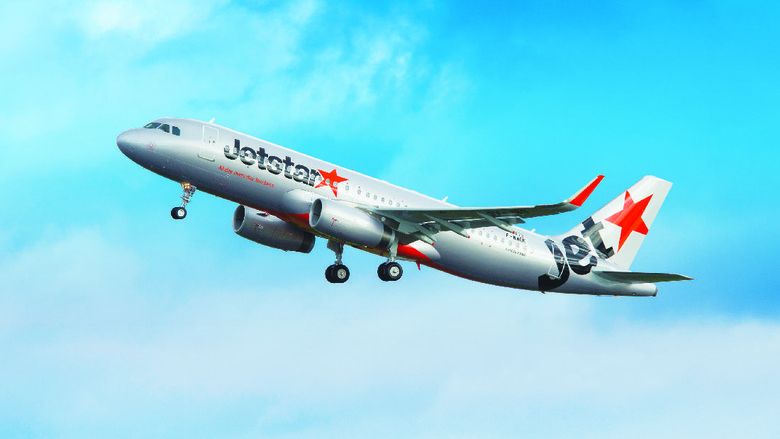Ilustrasi maskapai Jetstar (dok. Jetstar)