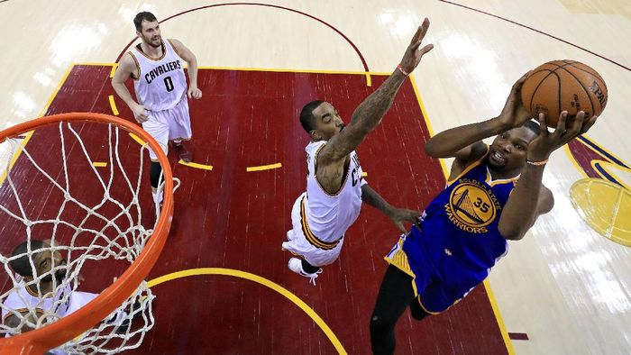Cleveland Cavaliers vs Golden State Warriors (Foto: Ronald Martinez/Pool Photo via USA TODAY Sports)