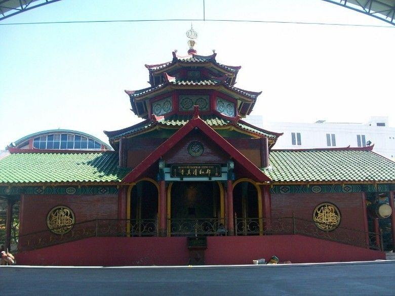 Masjid Cheng Hoo di Surabaya