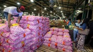Kementan Minta Importir Segera Pasok Bawang Putih ke Pasar