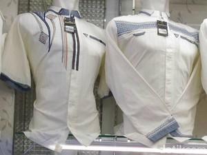 Jelang Lebaran, Baju Koko Seperti Ini yang Populer di Tanah Abang