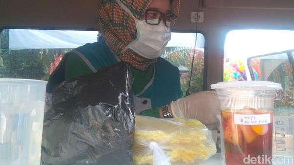 Cek Menu Takjil, BBPOM Bandung Temukan Hidangan Berbahan Kimia