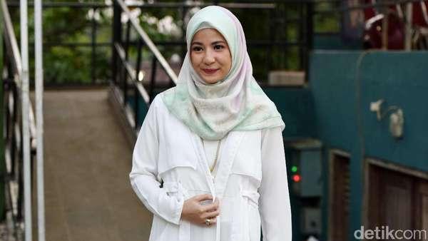 Happy Day! Natasha Rizki Ceria Banget