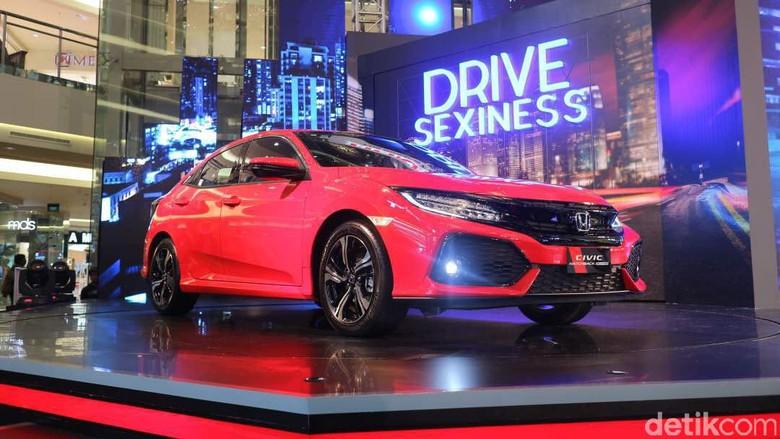 Honda Civic Hatchback Turbo (Foto: Dina Rayanti)