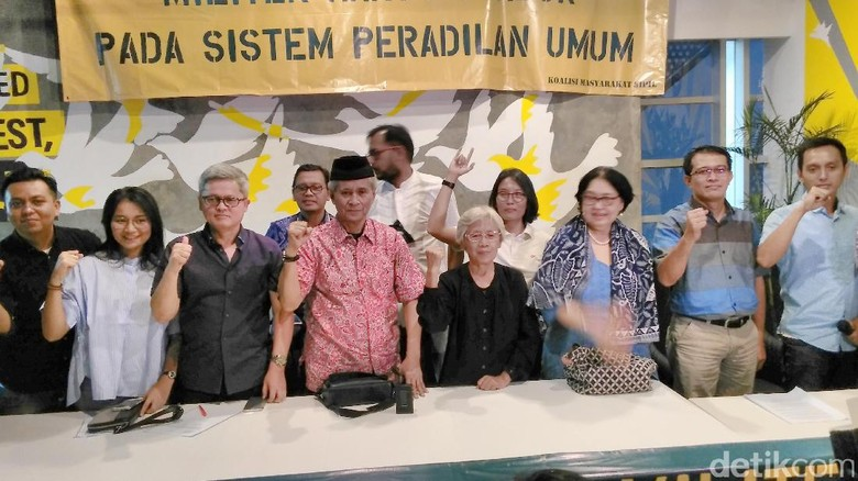 Koalisi Sipil Buat Petisi Tolak Pelibatan TNI di RUU Antiterorisme
