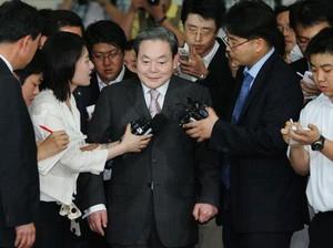 Bos Besar Samsung Meninggal Dunia