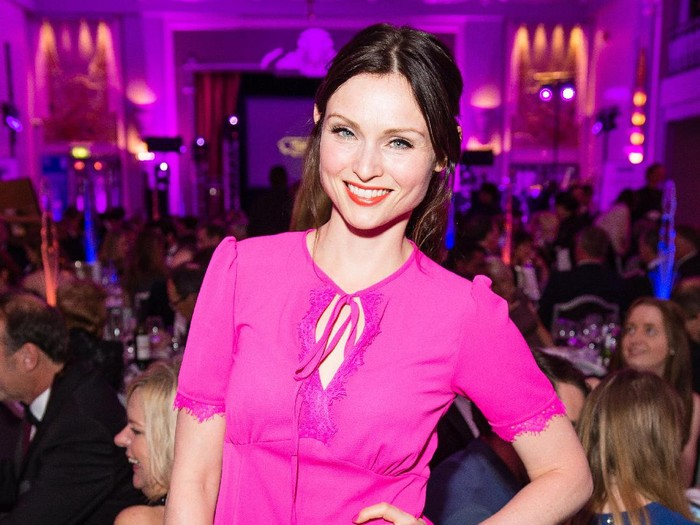 LONDON, ENGLAND - JUNE 08:  Sophie Ellis Bextor attends the National Youth Theatres A Night for Life at Park Lane Hotel on June 8, 2017 in London, England.  (Photo by Jeff Spicer/Getty Images for National Youth Theatre)