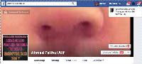 Akun Facebook yang dipakai pelaku penyebar hate speech