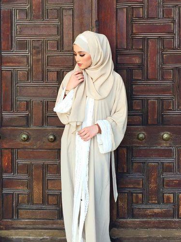 Foto: Ini Radiah Sarip, Pramugari Cantik Berhijab Populer di Instagram