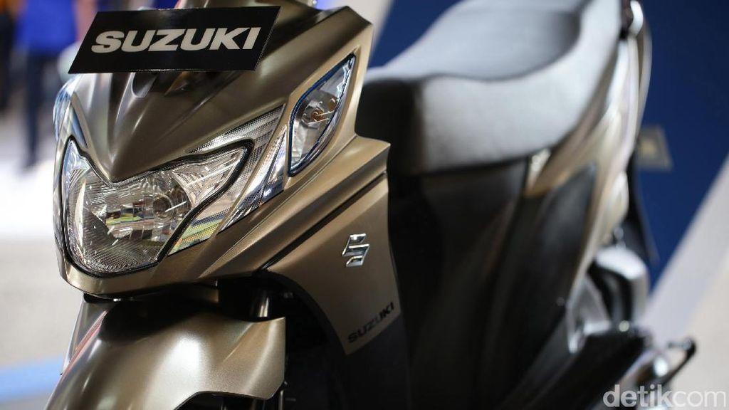 Suzuki Anggap Motor Trail Ngetren Sesaat