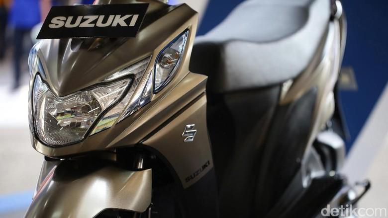 Suzuki Address (Foto: Hasan Alhabshy)