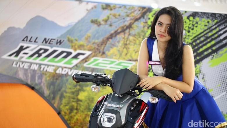 Yamaha X-Ride (Foto: Hasan Alhabshy)