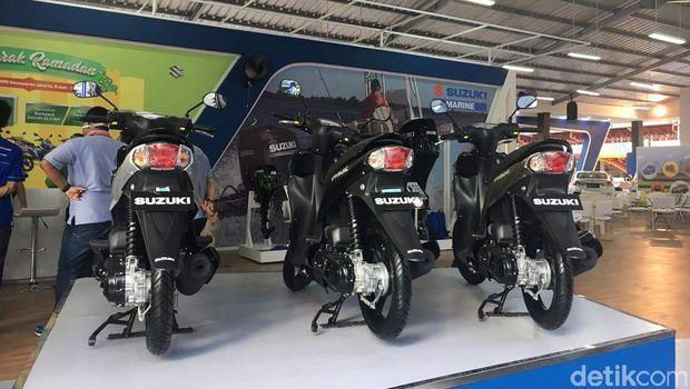 Ada 3 Suzuki Nex