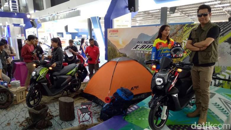 Yamaha X-Ride (Foto: Rangga Rahadiansyah)