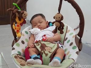 Tips Agar Bayi Tidurnya Disiplin