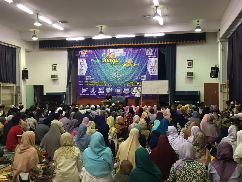 Ramadan Istimewa di Masjid Indonesia Tokyo yang Baru Dibuka