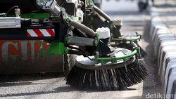 Bawa Road Sweeper Nggak Boleh Ngebut, Sabar Kuncinya