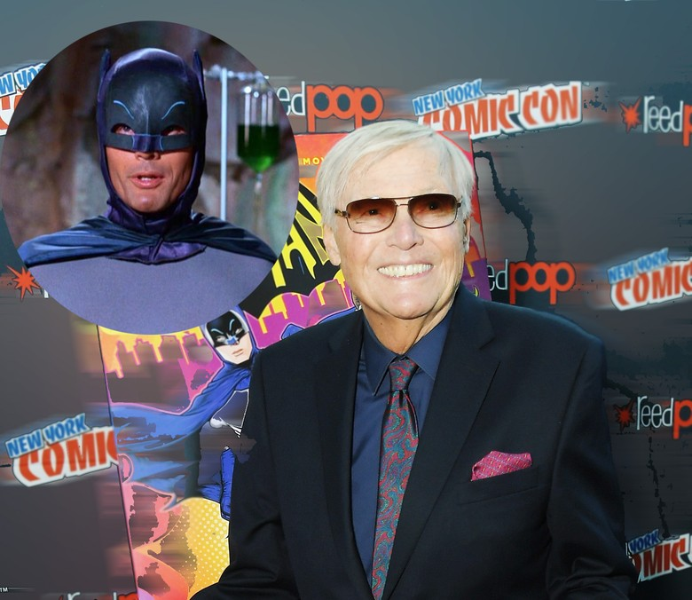 Adam West (Foto: Mike Coppola/Getty Images)