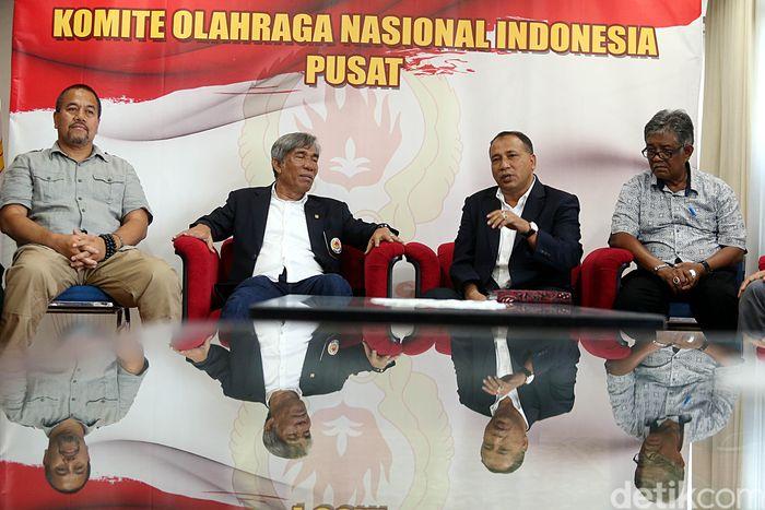 Provinsi Aceh dan Sumatera Utara (Sumut) resmi mendeklarasikan diri untuk menyelenggarakan Pekan Olahraga Nasional (PON) 2024 secara bersama-sama.