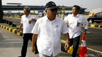 Menteri PUPR Cek Kesiapan Tol Cikarang Utama
