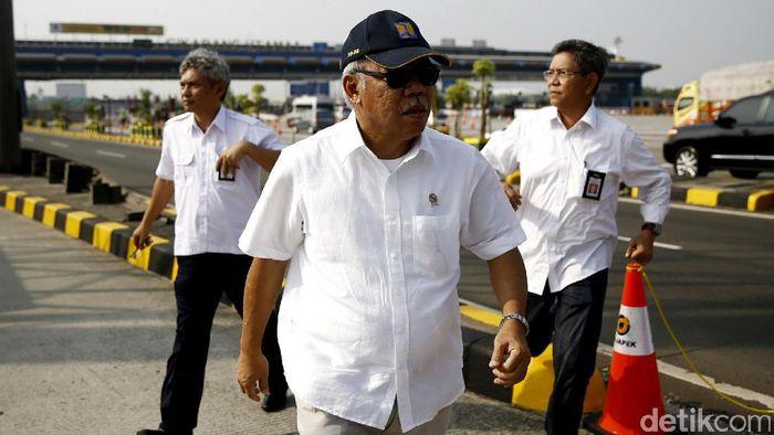 Basuki Hadimuljono, Menteri PUPR (Foto: Agung Pambudhy)
