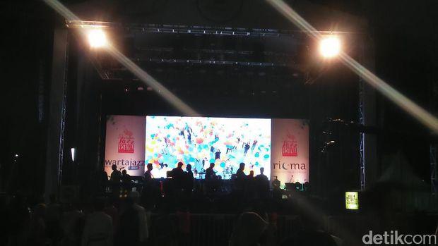 Ramadan Jazz Festival 2017 di Masjid Cut Meutia.