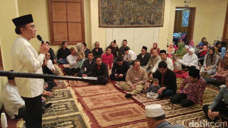 Tantowi Yahya Detail: Dubes Tantowi Ingatkan WNI Di Selandia Baru Tak Terseret