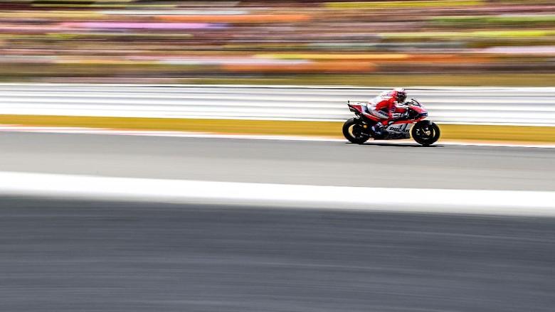 Dovizioso Juara Lagi Usai Ungguli Marquez-Pedrosa