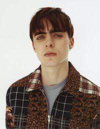 Tampannya Anak Liam Gallagher Jadi Model Terbaru Topman