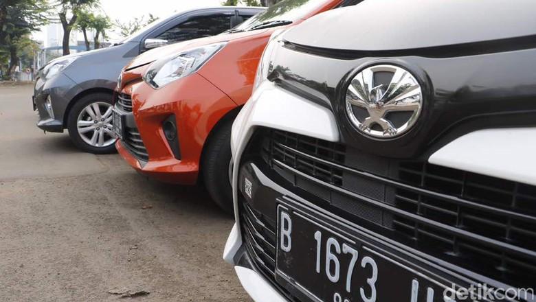 Toyota Calya (Foto: Dadan Kuswaraharja)