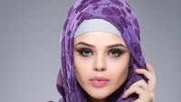 5 Tips Makeup Lebaran Virtual, Wajah Flawless dan Riasan Bernuansa Peach