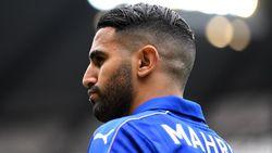Mahrez: Saya Membuang 2 Tahun Karier di Leicester