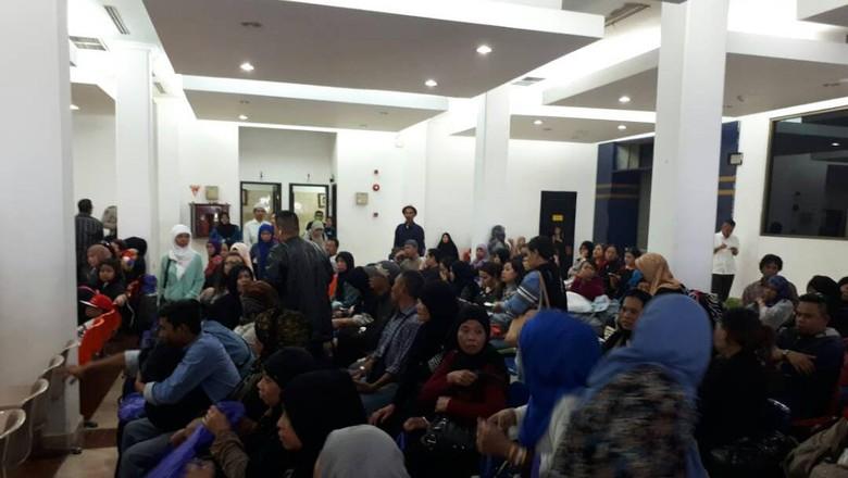 BNP2TKI Bantu Peserta Amnesti Arab Saudi Pulang ke Kampung Halaman