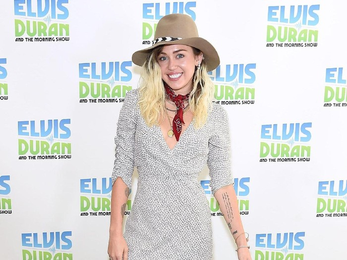 Miley Cyrus. Foto: Getty Images