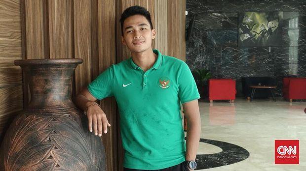 Bagas Adi Nugroho tidak memiliki kendala dalam berkomunikasi dengan tim pelatih Timnas Indonesia.