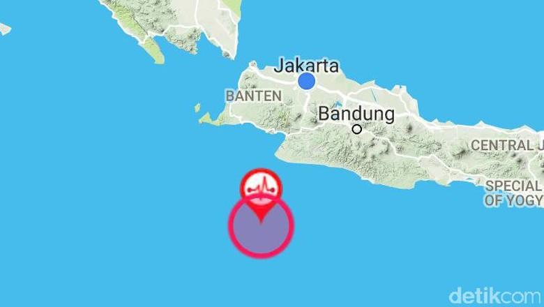 Gempa 6,3 SR Guncang Sukabumi, Getaran Terasa di Jakarta dan Depok