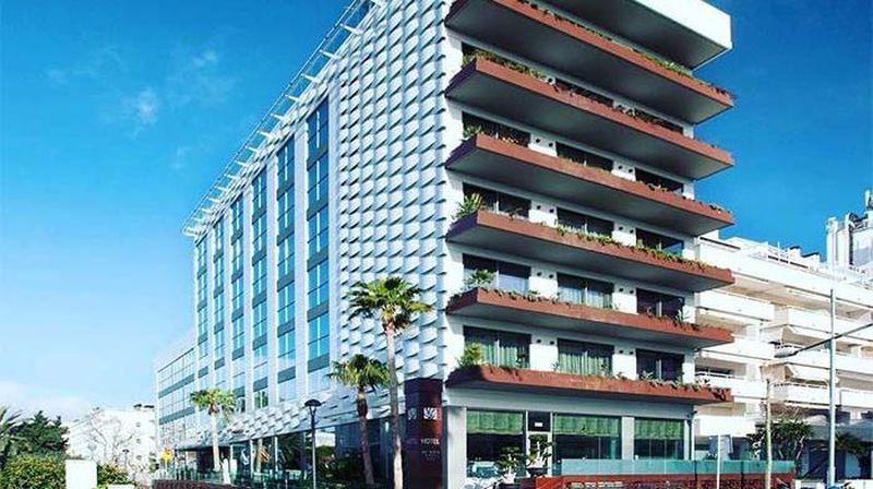 MIM Sitges Hotel berlokasi di pesisir Barcelona. Cuma 40 menit jaraknya dari pusat Kota Barcelona (MIM Sitges Hotel)