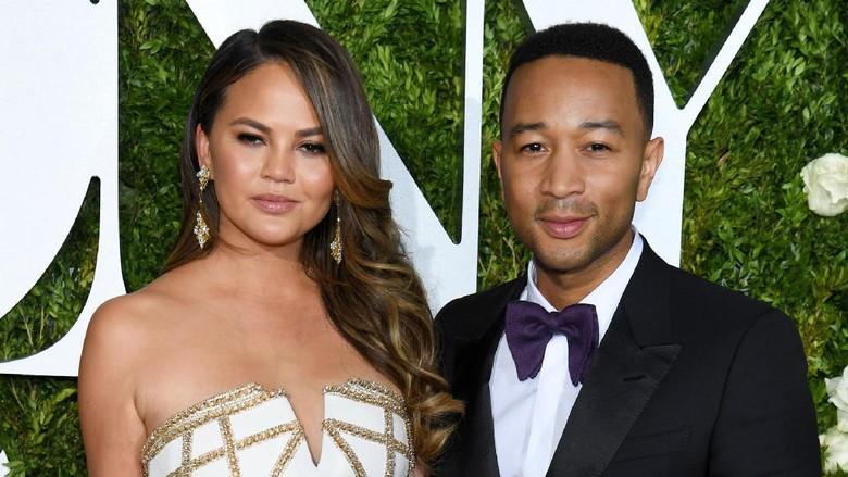 Pujian John Legend untuk Istri yang Prioritaskan Kebutuhan Anak/ Foto: Dimitrios Kambouris/Getty Images for Tony Awards Productions