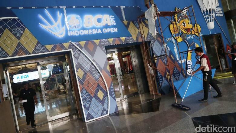 Panitia Indonesia Open Bakal Siapkan Takjil untuk Penonton