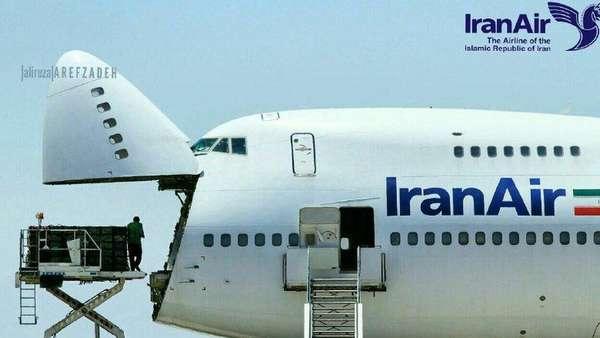 Krisis Qatar: Iran Kirim 5 Pesawat Bermuatan Makanan