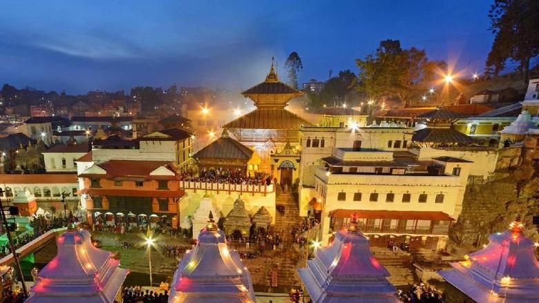 Kuil Pashupatinath, tempat syuting Doctor Strange (welcomenepal.com)
