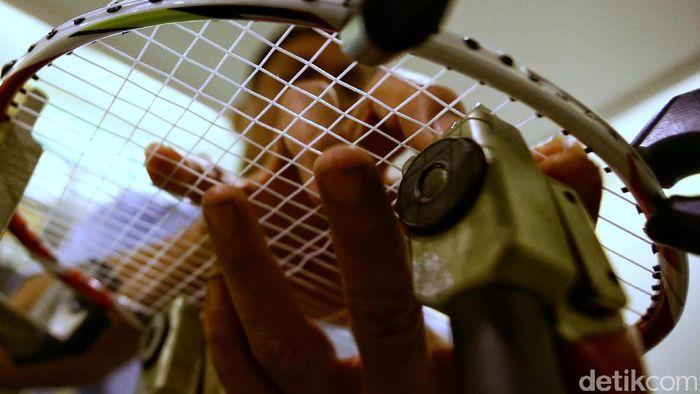 PBSI mengajukan penggunaan kembali peralatan bekas Asian Games dan Asian Para Games. (Foto: Hasan Alhabsy)