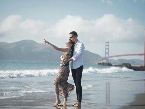 Haru! Mengenang Momen Mesra Ririn Ekawati Bersama Sang Suami